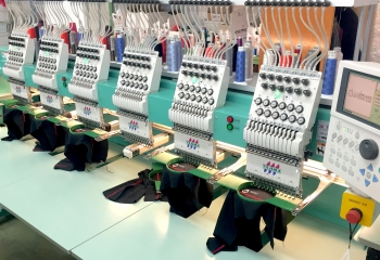 Knitwear production by Bilyana Knitwear
